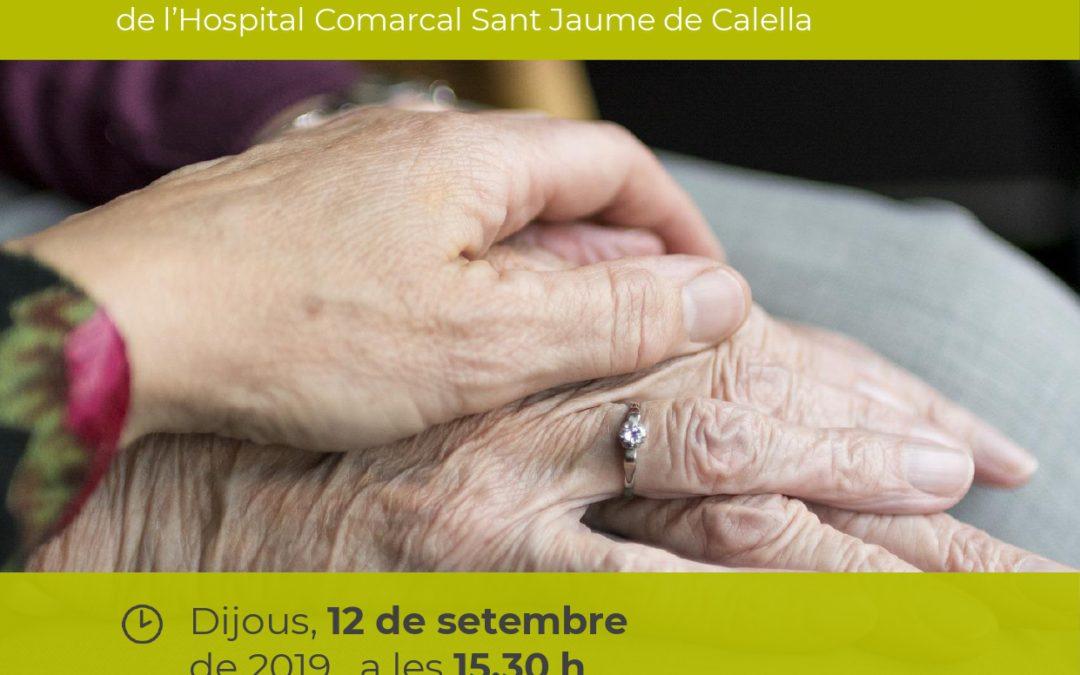 Conferència sobre l'Alzheimer – 12 de setembre