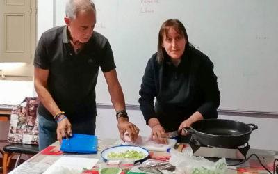 Un nou taller de cuina a l'Encenall